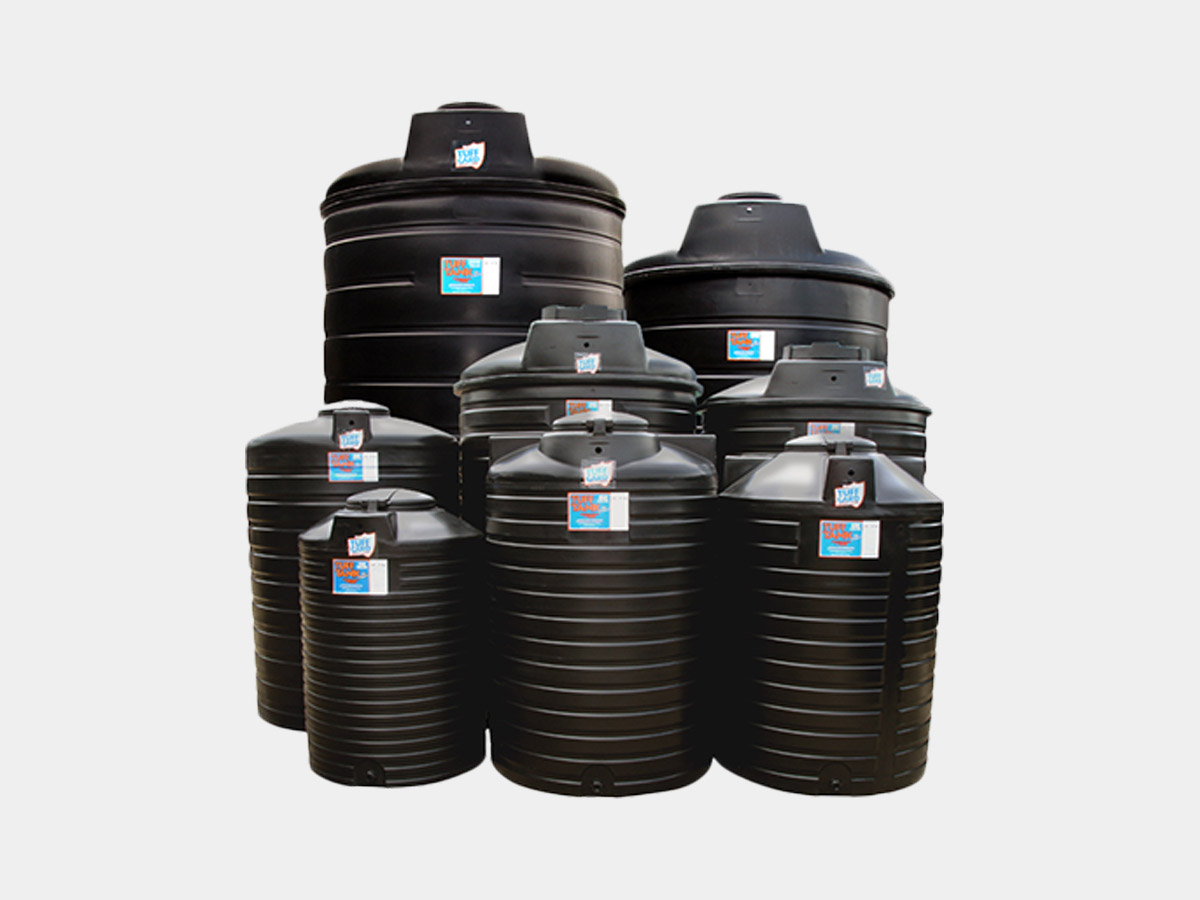 Tuff Closed Top Tanks Water Tanks Rotoplastics Trinidad